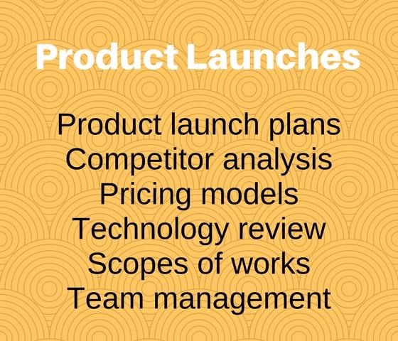 Kapitalized Advisory for Product Launches