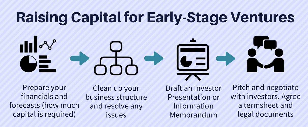 Raising Capital for Early Stage Companies