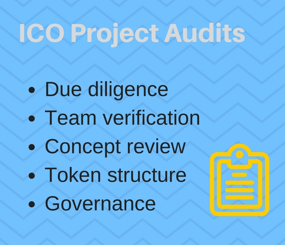ICO Audits and Due Diligence by Kapitalized