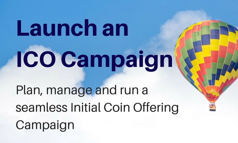 Launch an ICO Campaign