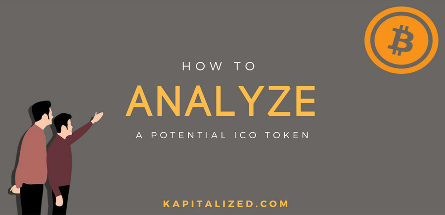 How to Analyze a Potential ICO Token