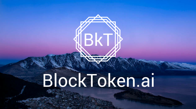 Block Token ICO Marketing
