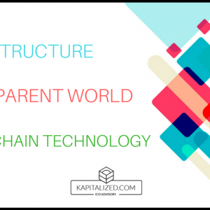 Moving Infrastructure into a Transparent World with Blockchain Technology
