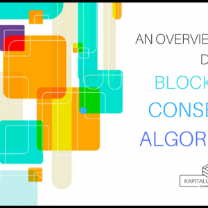 Different Blockchain Consensus Algorithms