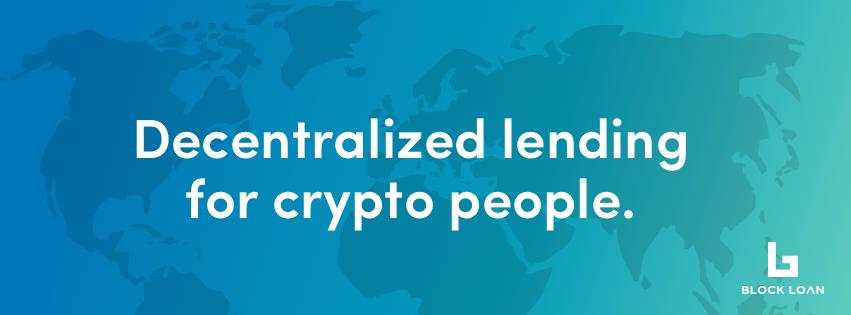 BlockLoan Crypto Loans Platform