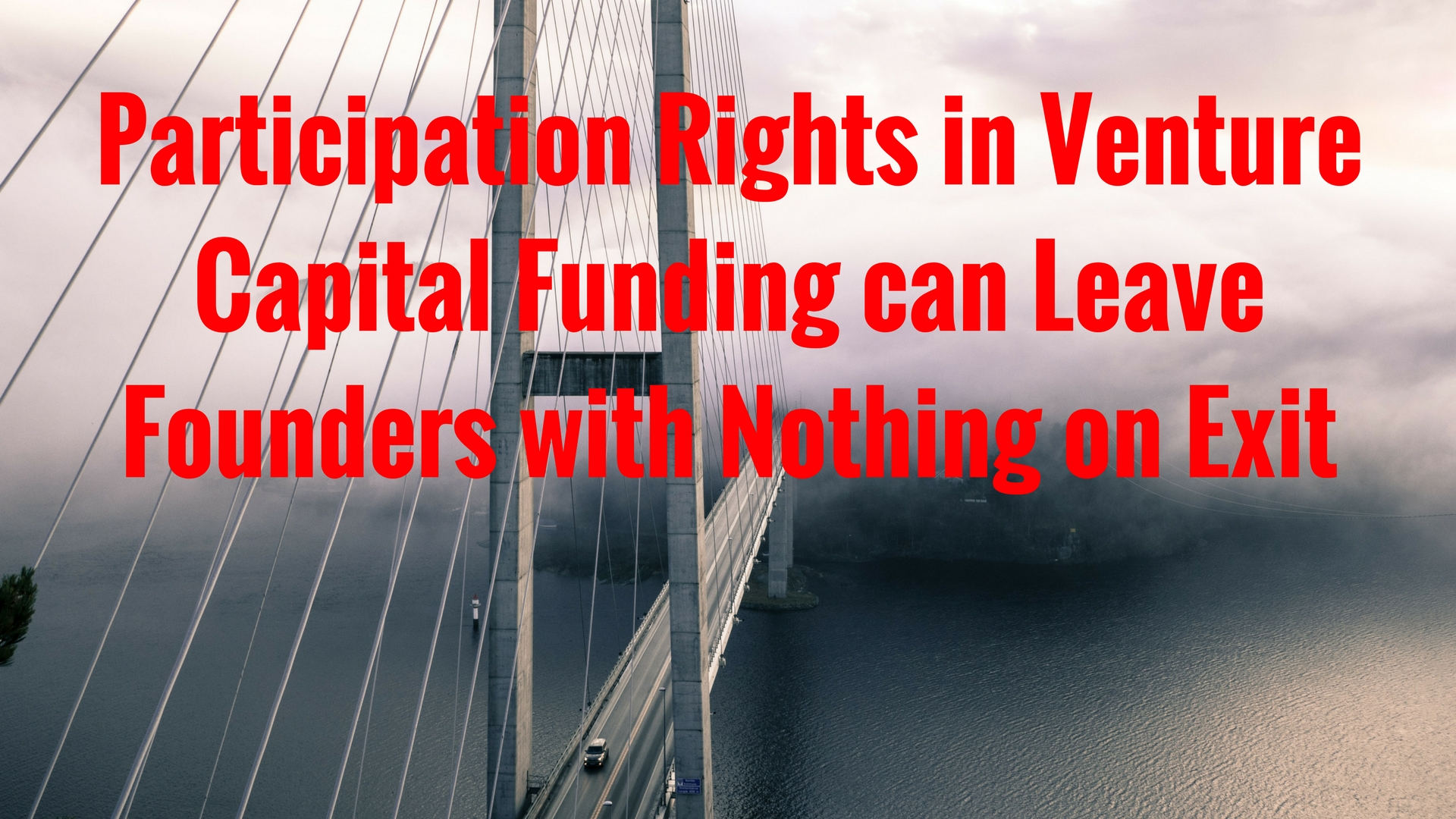 Venture Capital Participation Rights