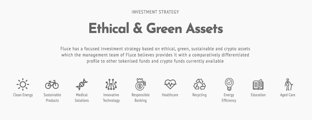 What is Fluce Capital? Introducing the Ethical Crypto Fund