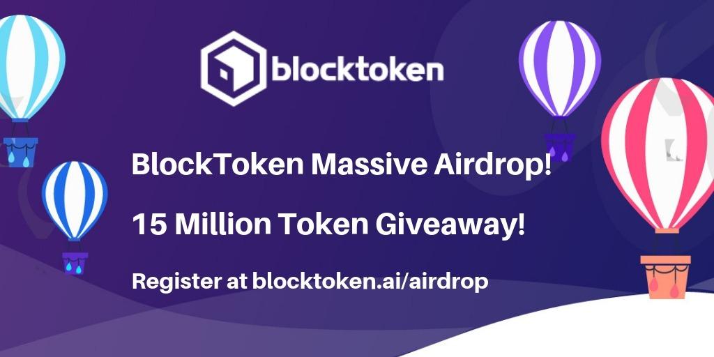 BlockToken AirDrop