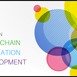 Trends in Blockchain Application development