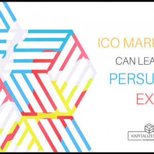 What ICO Marketers Can Learn From Persuasion Experts