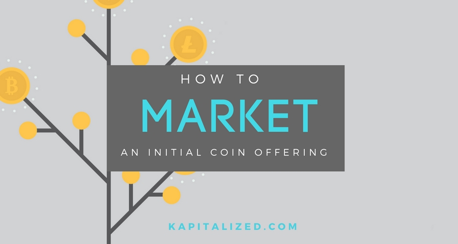 How To Market an ICO