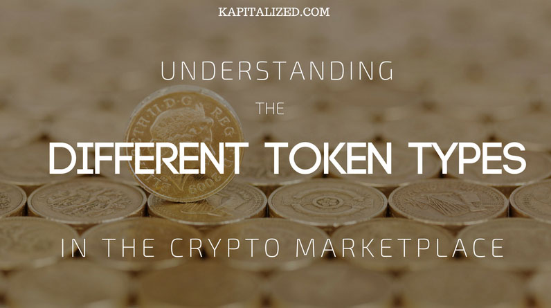 Understanding the Different Token Types in the Crypto Marketplace